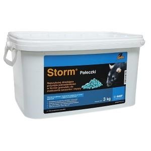 Storm Silna Trutka Na Szczury Myszy Granulat 3kg