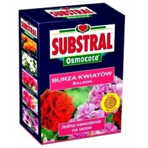 Substral Osmocote Nawóz Balkon Burza Kwiatów 300 g
