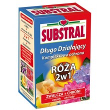 Substral Kwiaty Róża 2w1 25ml