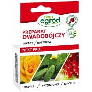 Next PRO 25ml Twój Ogród Preparat Owadobójczy