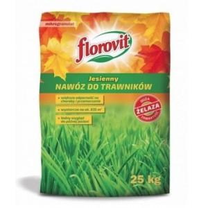 Florovit Nawóz Jesienny do Trawników 25 kg