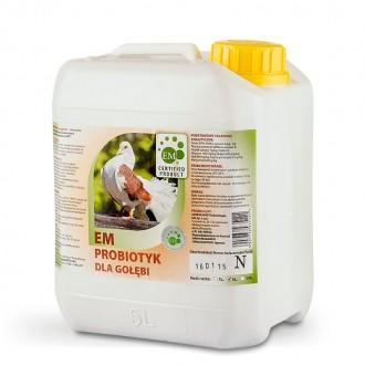 EM Probiotyk dla gołębi 1L
