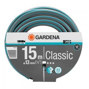 """Gardena Wąż Ogrodowy Classic 1/2"""" 15m 18000"""