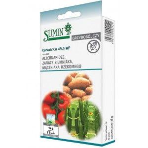 Curzate CU 49,5WP 15g Sumin Grzybobójczy Pomidor