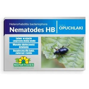 Nematodes HB 5 mln Nicienie na Opuchlaki 10 m2