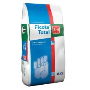 Nawóz Osmocote Ficote Total (3-4 M) 25 kg