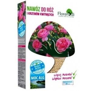 Florendi Nawóz Do Róż i Krzewów Kwitnących Nutri Activ 800 g