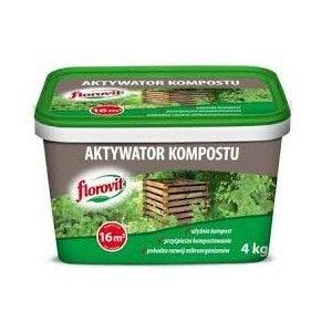 Florovit Aktywator Kompostu 4 kg