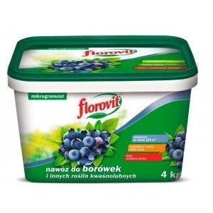 Florovit Nawóz do Borówek 4 kg