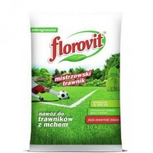 Florovit Nawóz do Trawników z Mchem 10 kg