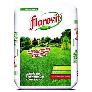 Florovit Nawóz do Trawników z Mchem 25 kg