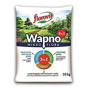 Florovit Mikroflora 3w1 Wapno 10 kg