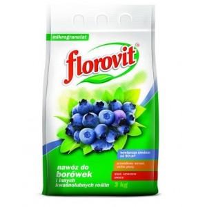 Florovit Nawóz do Borówek 3 kg