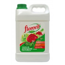 Florovit Nawóz do Pelargonii 2,5 L