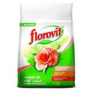 Florovit Nawóz do Róż i Roślin Kwitnących 1 kg