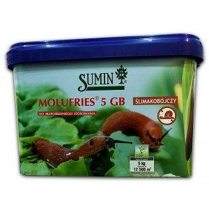Molufries 5GB 5kg Środek Trutka Na Ślimaki