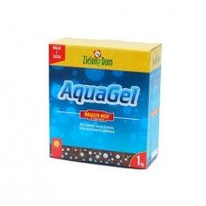 AquaGel 1 kg Zielony Dom