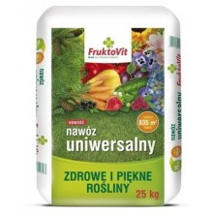 Fruktovit Nawóz Uniwersalny 25 kg