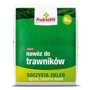 Fruktovit Nawóz Do Trawników 5 kg