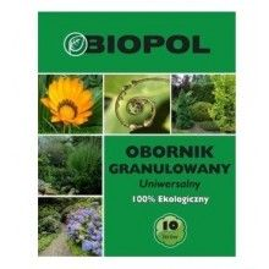 Biopol Obornik Granulowany 10 L