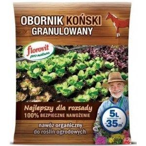 Florovit Obornik Koński Granulowany 5 L