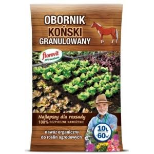 Florovit Obornik Koński Granulowany 10 L